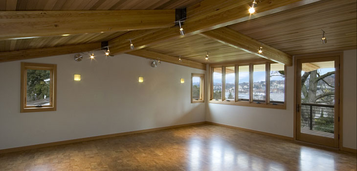 Lee Edwards Residential Design Warm Modern Home