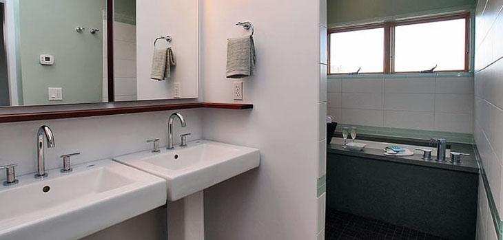Lee Edwards Residential Design Modern Bathroom Design